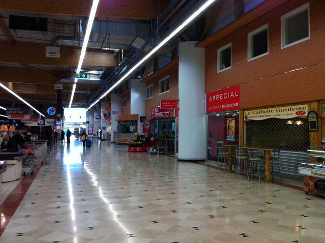 La Galerie Commerçante et ses commerces à Chatte St-Marcellin