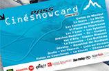 Cinésnowcard, le ski et les loisirs moins cher en Isère !