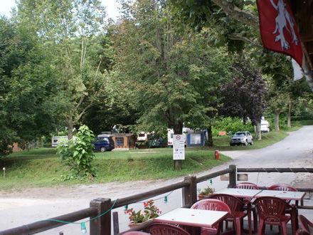 Camping le bois de cornage la montagne pr s de grenoble for Restaurant a vizille