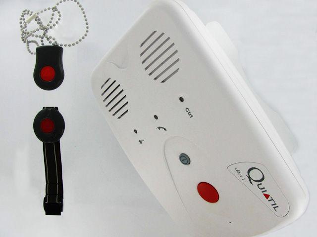 Téléalarme : téléassistance pour le maintien et l'aide à domicile