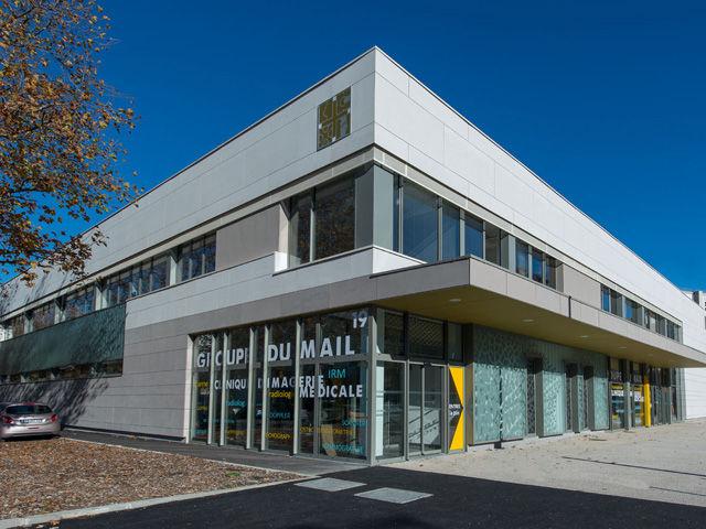 Centre d'imagerie à Grenoble près de Pont-de-Claix, Sassenage, St-Égrève