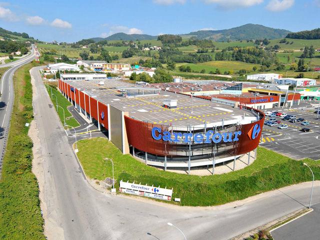 Carrefour Drive Voiron : courses en ligne Pays Voironnais