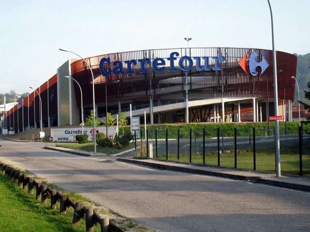Courses en ligne Voiron : Carrefour Drive Pays Voironnais