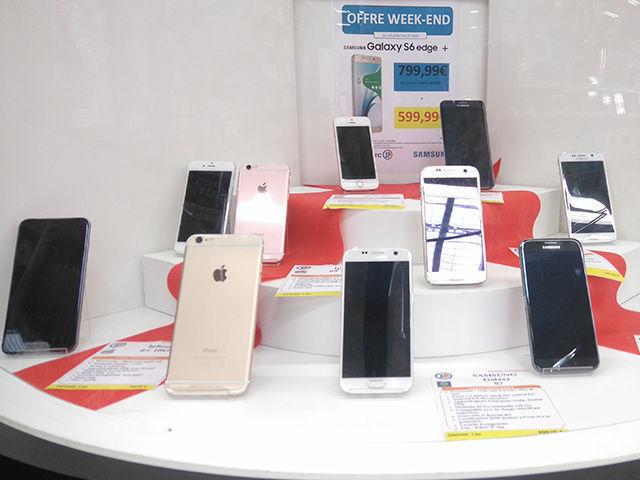 Téléphone portable Chatte : Windows phone