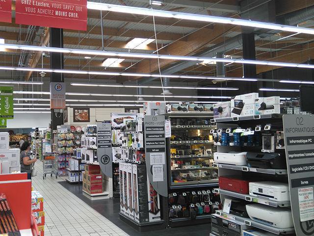 Hypermarché Romans, St-Paul-les-Romans