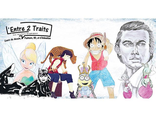 Cours et ateliers dessins Grenoble
