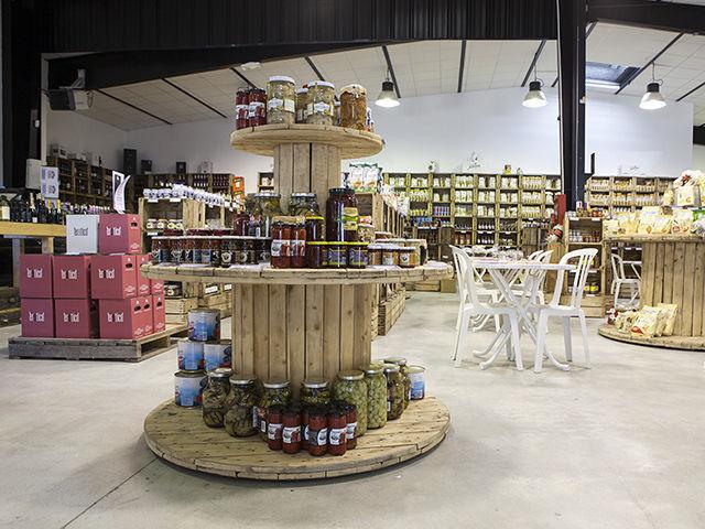 Épicerie italienne, Vins et alcools italiens à Échirolles Comboire Grenoble