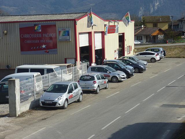 Réparation carrosserie Véhicule Vinay, Tullins, l'Albenc