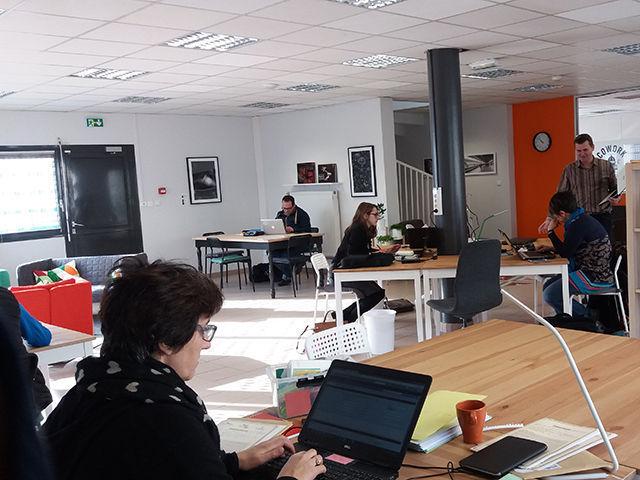 Espace coworking Voiron et Pays voironnais