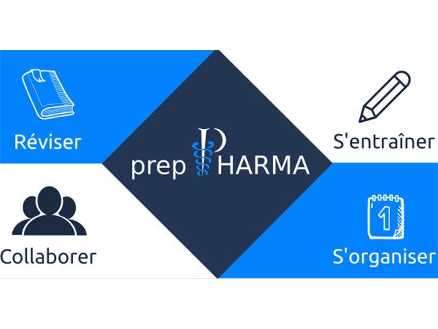 prep PHARMA internat pharmacie : fiche, cours gratuit, QCM, information en ligne