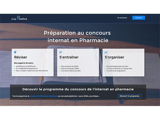 prépa concours internat pharmacie : concours blanc, cas clinique