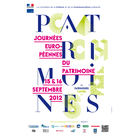 Les 30e Journ&eacute;es du Patrimoine 2013 en Is&egrave;re, Dr&ocirc;me et Ard&egrave;che