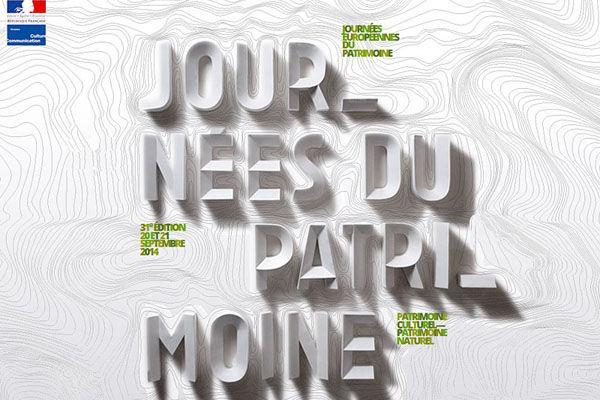 Les 34e Journées du Patrimoine 2017 en Rhône-Alpes