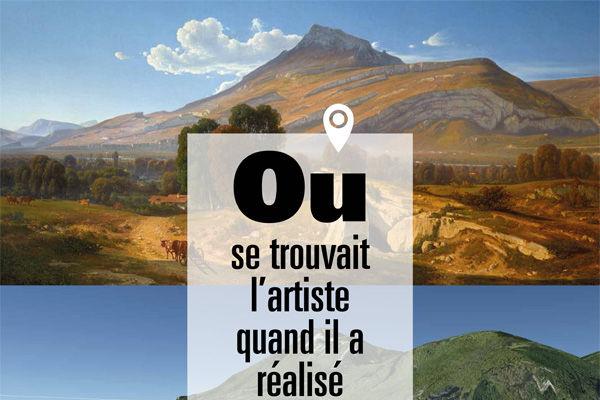"""Expo """"Paysages-In-Situ"""" au Domaine de Vizille"""