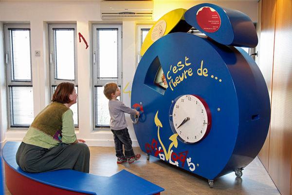 """Expo """"Tic-Tac Temps"""" au Clévos d'Étoile-sur-Rhône"""