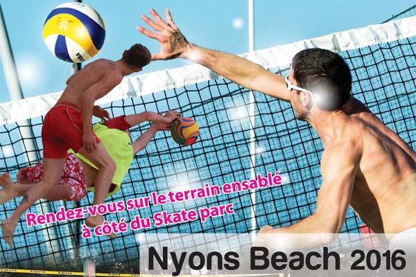 L'été Nyonsais sera Sport !