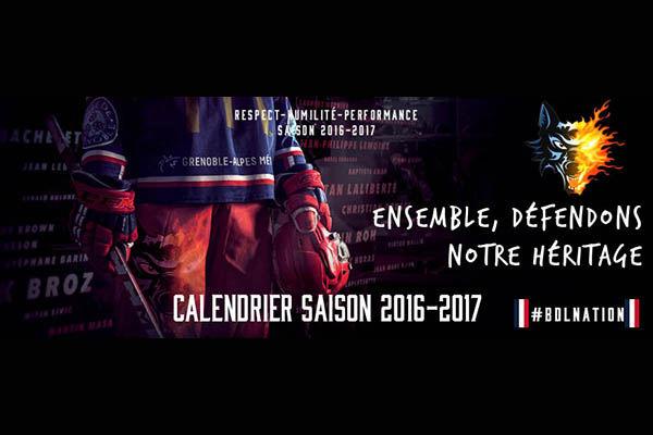 Match des BDL saison 2016/2017 : Rendez-vous à Pôle Sud!