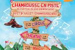 Chamrousse en Piste 2016 festival de théâtre de rue à la montagne