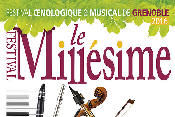22e Festival Le Millésime 2016 à Grenoble