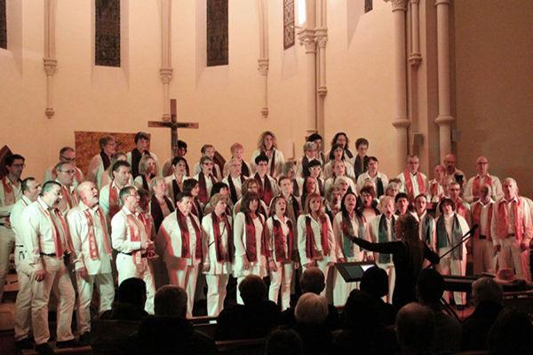 La Chorale du Touvet en concert