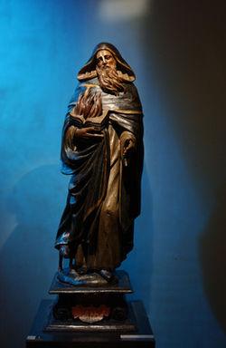 """Expo """"Chroniques d'une abbaye"""" au Musée de St-Antoine-l'Abbaye"""