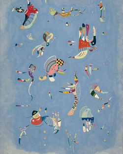 Expo Kandinsky - Les années parisiennes (1933-1944)