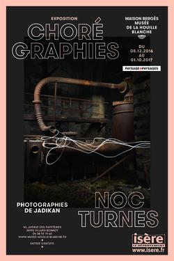 Expo Chorégraphies nocturnes - Photographies de Jadikan