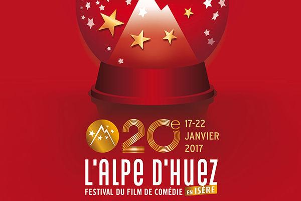 Festival de l'Alpe d'Huez 2017 : Omar Sy et son jury