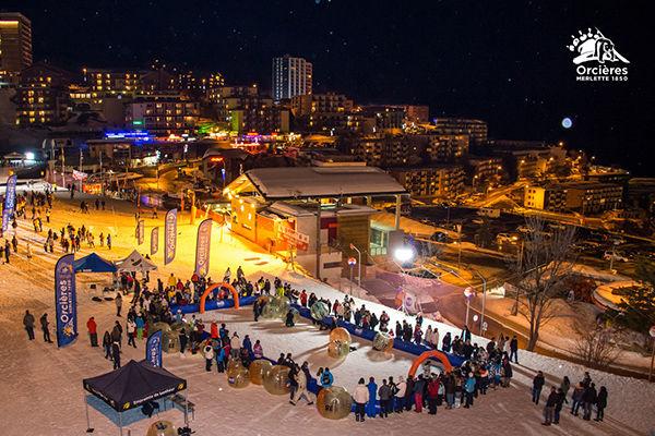 Full Moon Party Orcières tous les vendredis des vacances d'hiver