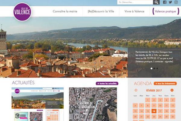 valence.fr : cap sur le contenu, la proximité et l'interactivité