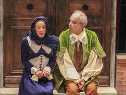 """""""L'école des femmes"""" Théâtre comédie classique - Laussy de Gières"""