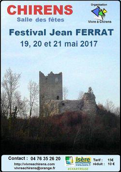 Festival Jean Ferrat à Chirens