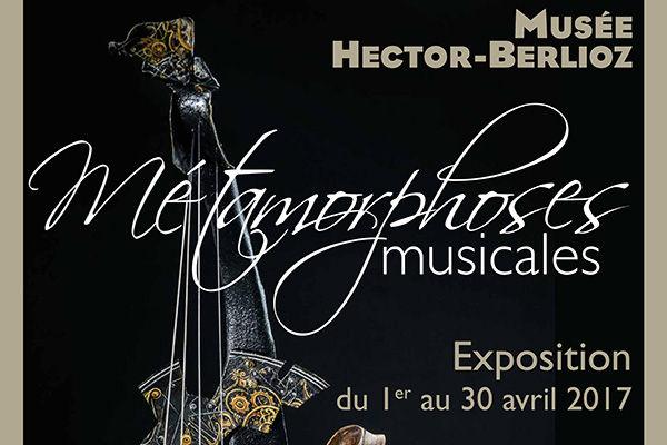 "Expo ""Métamorphoses musicales"" au Musée Berlioz"