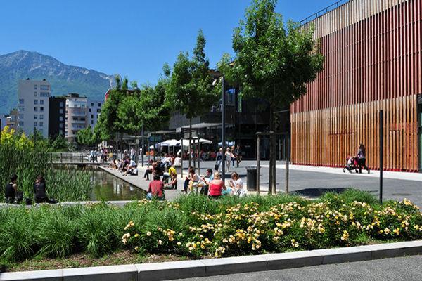 "Grenoble 4e ville la plus cool de France selon ""Merci Alfred"""