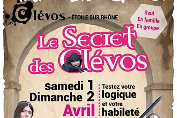 Escape Game aux Clévos à Étoile-sur-Rhône