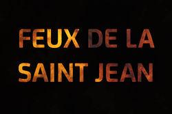 Feux de la Saint Jean, fête traditionnelle d'été
