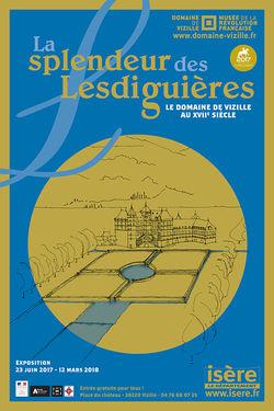 La Splendeur des Lesdiguières le Domaine de Vizille au 17e siècle