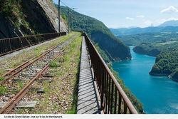Le petit train de La Mure remis sur les rails !