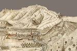 """Expo """"Les Alpes de Jean Beins. Des cartes aux paysages 1604-1634"""""""