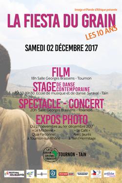 Fiesta du Grain à Tournon-sur-Rhône