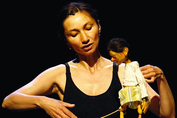 Nyons en Scène 2017/2018 - Michèle Nguyen - Vy