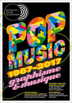 """Expo """"Pop en France"""" au Musée Dauphinois de Grenoble"""