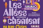 Les Allées Chantent - Hiver 2018 - Concerts et Patrimoine