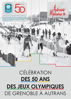 La Foulée Blanche fête ses 40 ans et les Jeux Olympiques de 1968