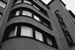 """Expo """"L'architecture de l'entre-deux-guerres à Kaunas """" Grenoble"""