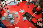Expo-atelier autour de Calder aux Clévos à Étoile-sur-Rhône