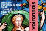 Inventaire Patrimoine en Isère aux Caves de la Chartreuse Voiron