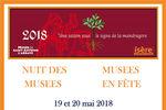 Nuit des Musées et Musées en fête à St-Antoine-l'Abbaye