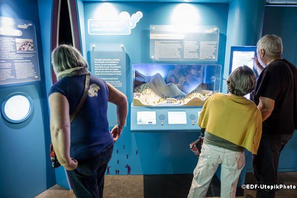 """Expo """"De l'Eau à l'Electricité"""" au Musée de l'Eau Pont-en-Royans"""
