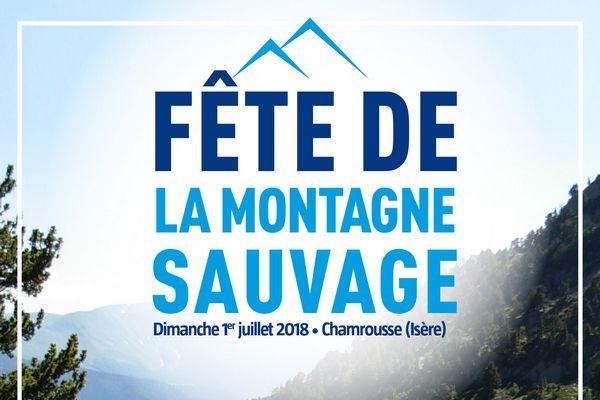 Fête de la Montagne sauvage 2018 à Grenoble